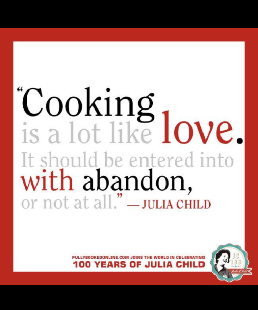 julia child, cooking, recipes, the joy of cooking