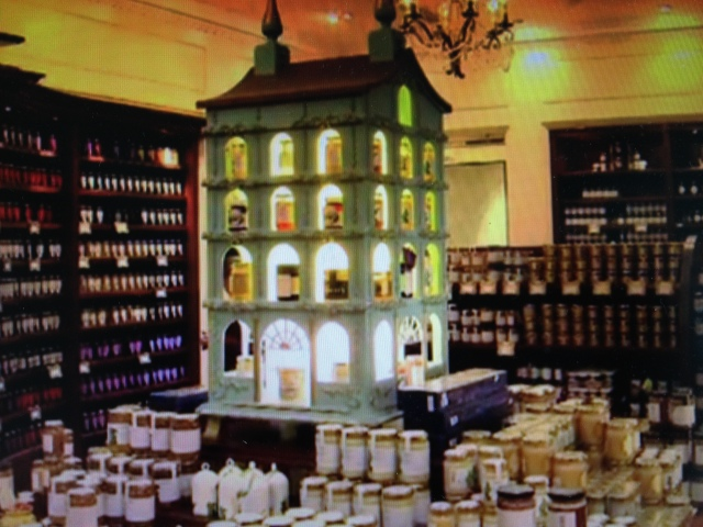 fortnum & mason ground floor honey