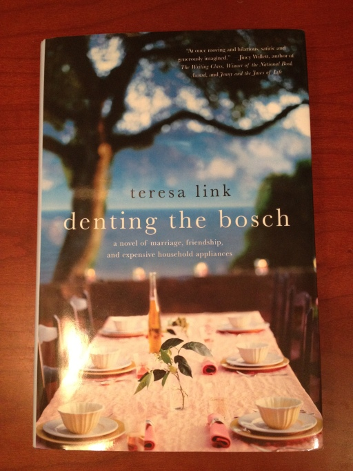 denting the bosch, book, teresa link, the best dress up