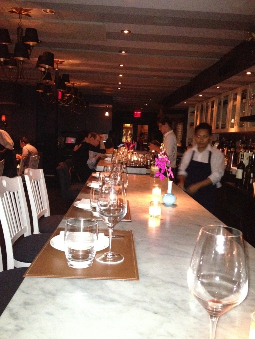 l'artusi restaurant, new york city