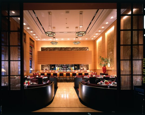 L'ATELIER DE JOEL ROBUCHON, NEW YORK CITY, FOUR SEASONS HOTEL