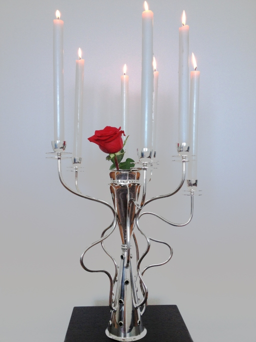 borek sipek candleholder, driade simon candleholder, borek sipek, driade, the best dress up