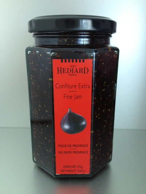 hediard paris, hediard fine fig jam, hediard fine jam fig from provence, the best dress up