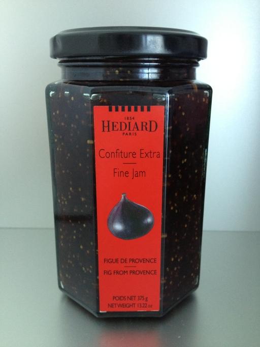 hediard paris, hediard fine fig jam, hediard fine jam fig from provence, the best dress up