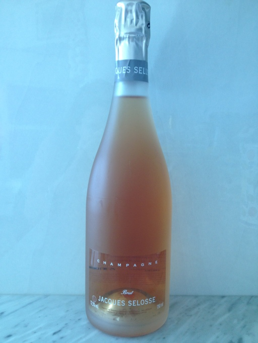 jaques selosse champagne brut rose, jaques selosse champagne, the best dress up
