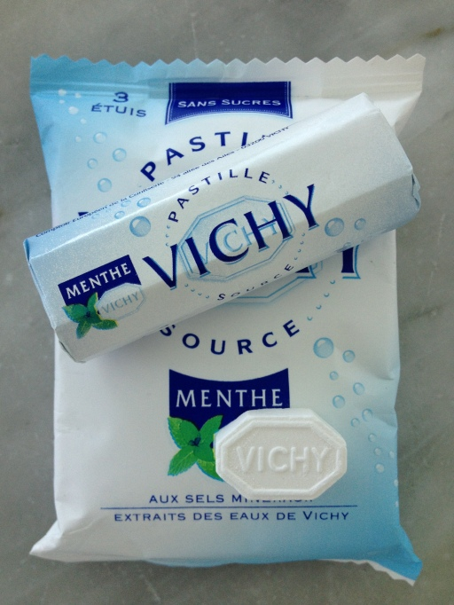 vichy pastilles, vichy mints, vichy, france,  the best dress up