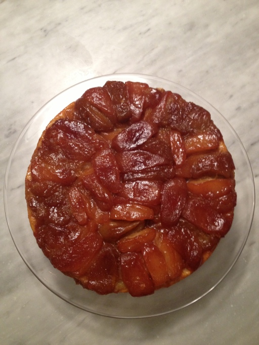 french apple tart, tart tatin, apple tart, the best dress up