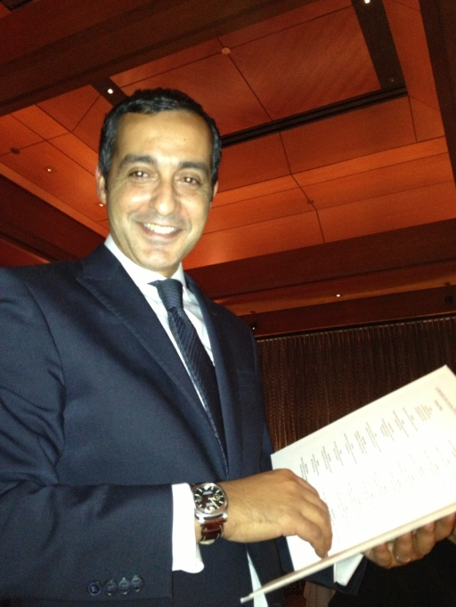 ben chekroun, le bernardin, new york city, the best dress up