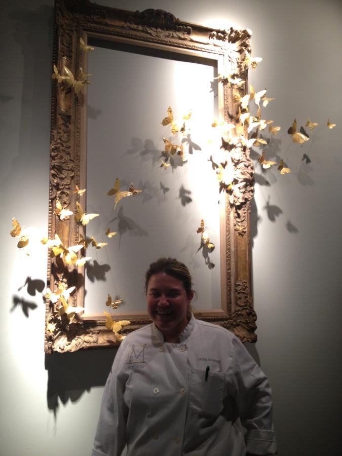 chef dena marino, mc miami design district, the best dress upkitchen,