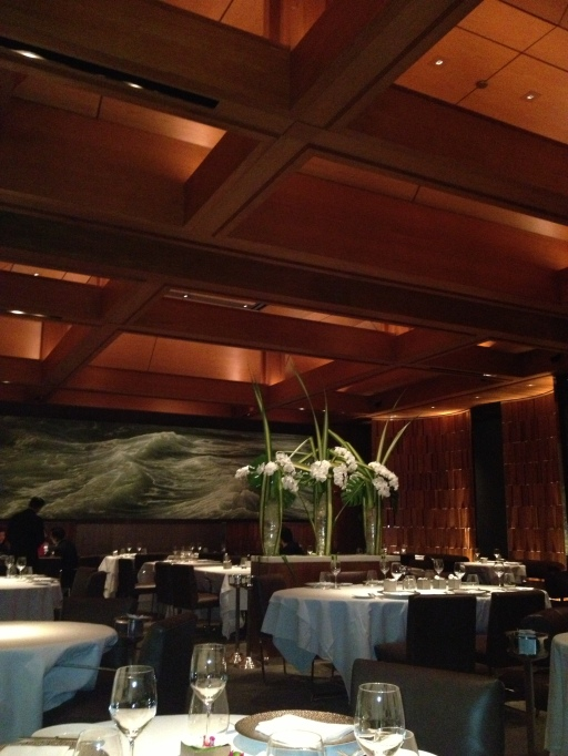 le bernardin, new york, the best dress up