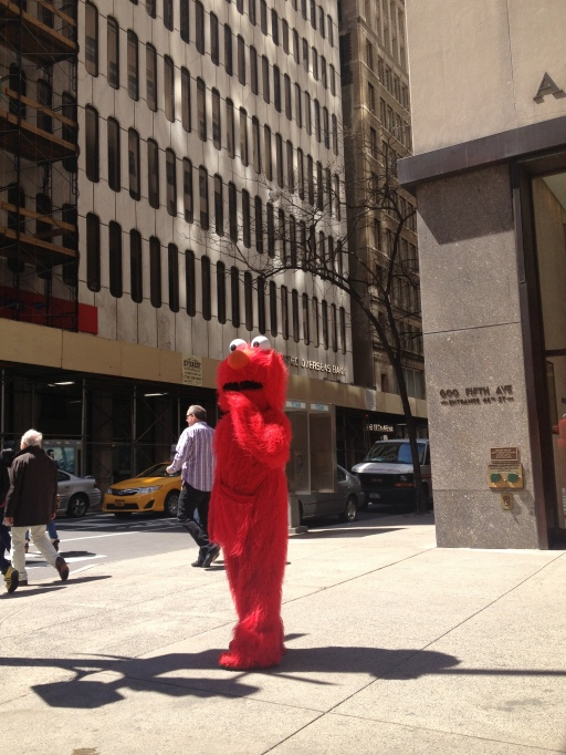 new york, identity, mask, elmo, the best dress up