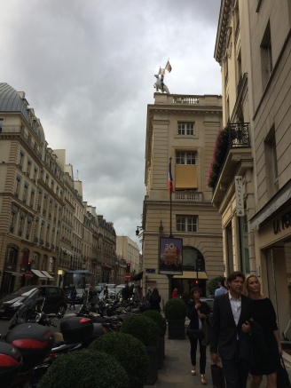 PARIS, FRANCE, FAUBOURG SAINT HONORE, THE BEST DRESS UP