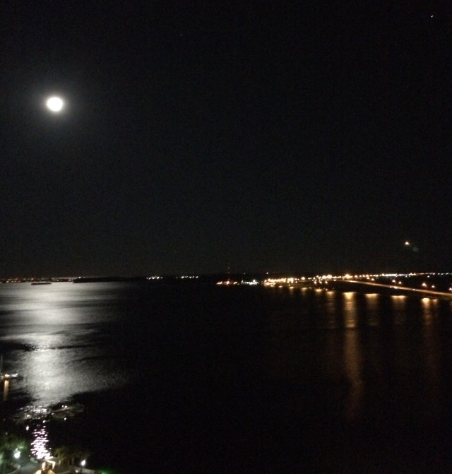 moon, miami, the best dress up