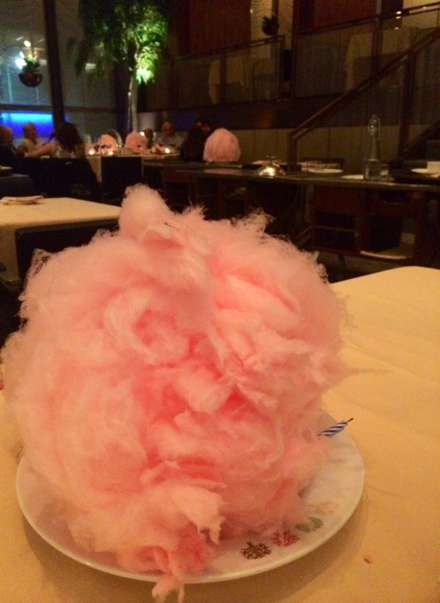 cotton candy, new york, the four seasons restaurant the best dress up