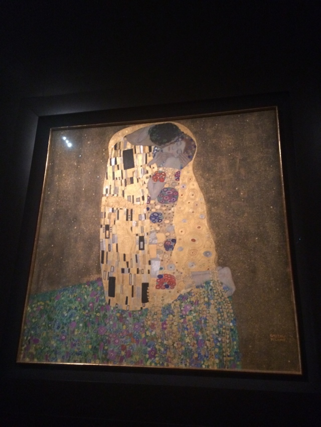 the kiss, gustav klimt, vienna, austria, the best dress up
