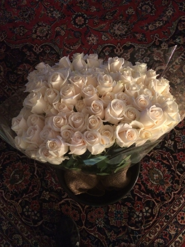 roses, the best dress up