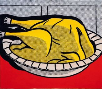 roy lichtenstein, thanksgiving, the best dress up